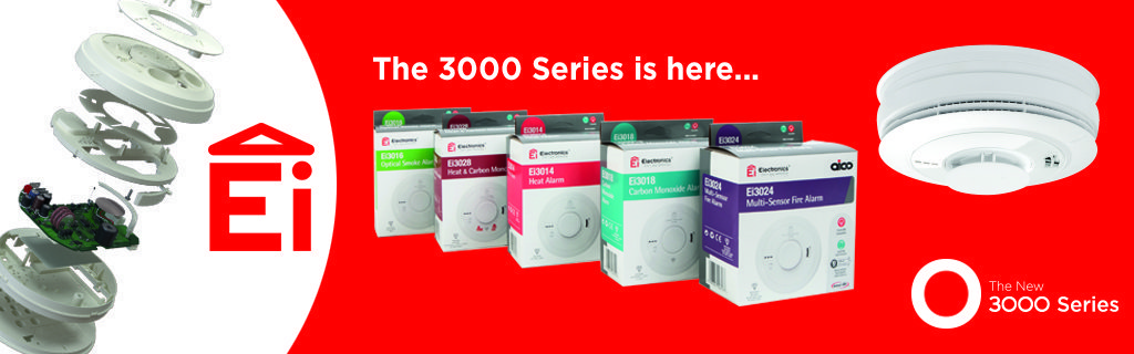 3000 Series Website Splash - The Series is here