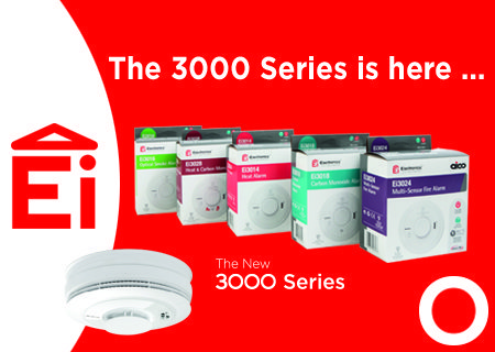 3000 Series Website Splash - the Series is here Mobile