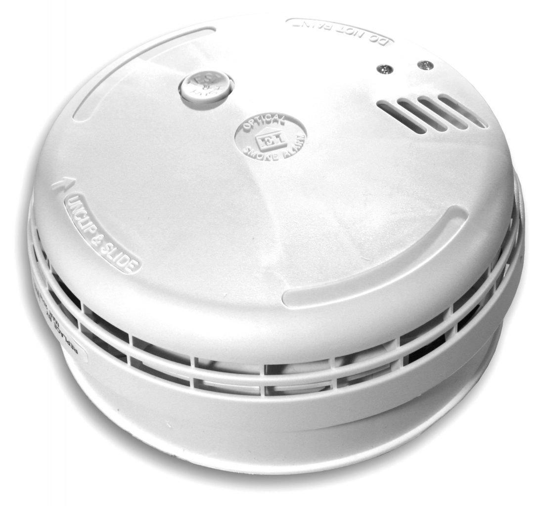 Ei186 Low Voltage Optical Smoke Alarm • EI Electronics